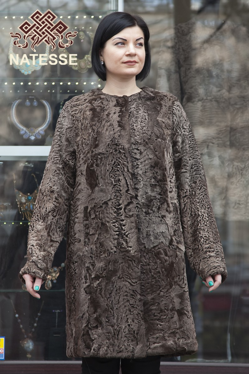 e99f5a4c78f Persian Lamb fur coat ...