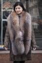 "Шуба пальто из каракульчи ""Тифани"""
